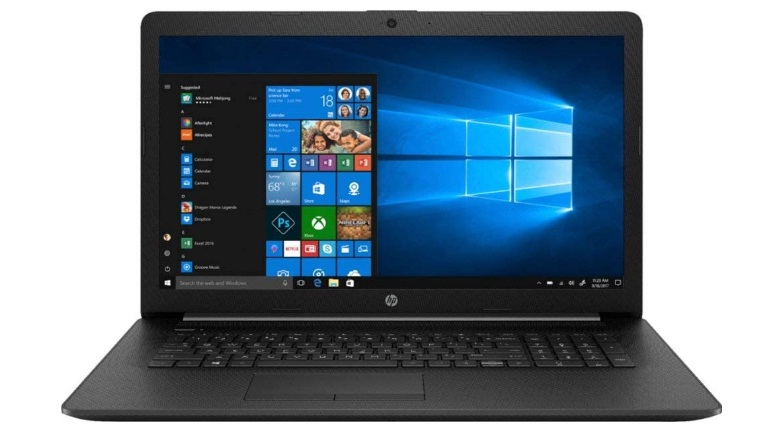 2019 HP 17.3 HD+ Flagship Home & Business Laptop, Intel Quad Core i5-8265U Processor