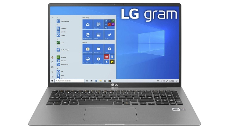 lg gram laptop - 17 ips wqxga review