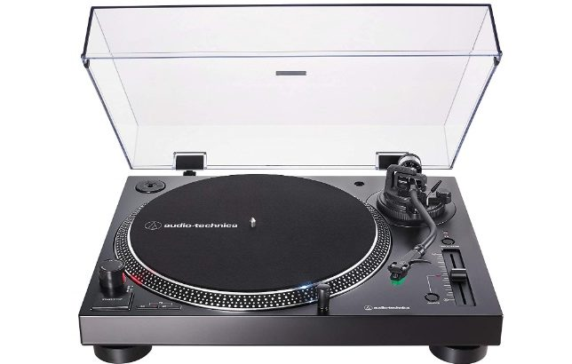 Audio-Technica-AT-LP120XUSB-BK-Direct-Drive-Turntable-Analog-USB-Fully-Manual-Hi-Fi-3-Speed-Convert-Vinyl-to-Digital-Anti-Skate-and-Variable-Pitch-Control