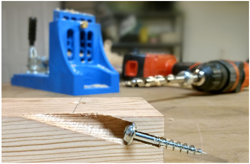 how to build your own pocket hole jig