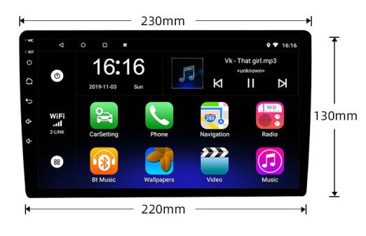 how to install double din car stereo