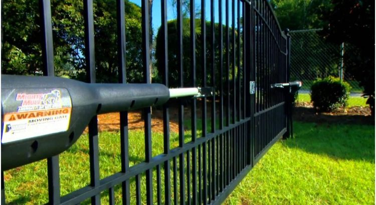 how to reset a mighty mule gate opener