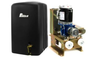Eagle-1000 FR 1-2 HP Slide Gate Operator System for Residential and Light Commercial Properties