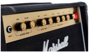 Marshall DSL5CR 5W All Valve Combo Amp with Reverb