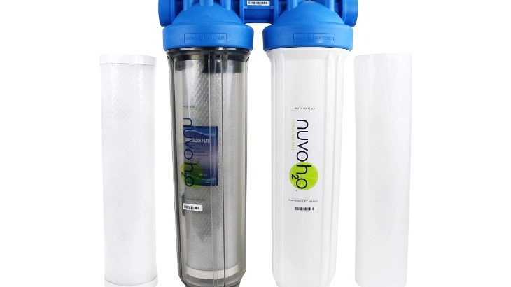 NuvoH2O home water softener system reviews