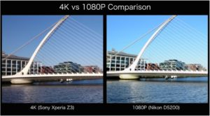 1080p vs 4k difference